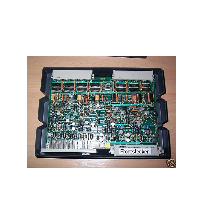 Siemens SICOMP R/M Analogausgabe C71458-A6055-A11 OVP