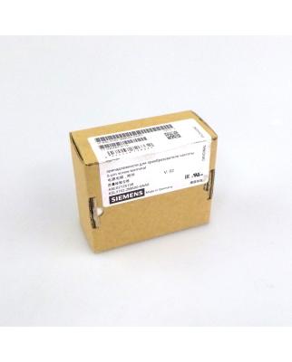 Sinamics S120 Leistungsstecker 6SL3162-2MA00-0AA0 SIE