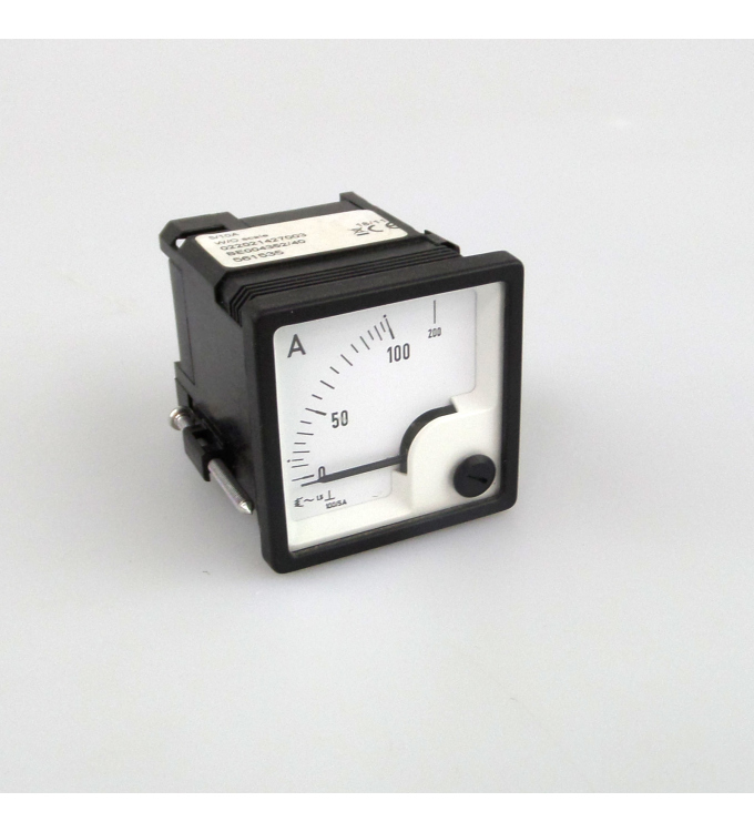 Iskra Amperemeter BE004352/40 561535 0-200A NOV