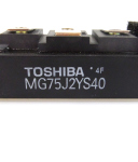Toshiba Transitor MG75J2YS40 NOV