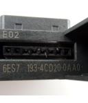 Simatic S7 ET200S 6ES7 193-4CD20-0AA0 OVP