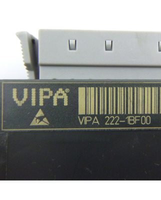 VIPA Digitalausgabe 222-1BF00 E-Stand:03 GEB