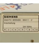 Simatic S5 AS484 6ES5 484-8AA11-Z GEB