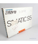 Simatic S5 AS512 6ES5 512-3HC11 REM/SIE