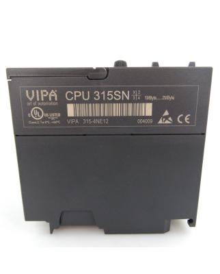 VIPA CPU Speed7 CPU315SN 315-4NE12 E-Stand:01 OVP