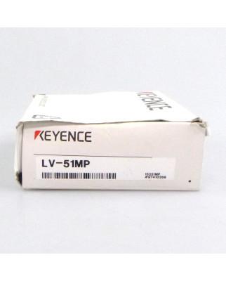 Keyence Digitaler Lasersensor LV-51MP OVP