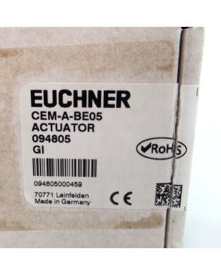 Euchner Betätiger CEM-A-BE05 094805 OVP