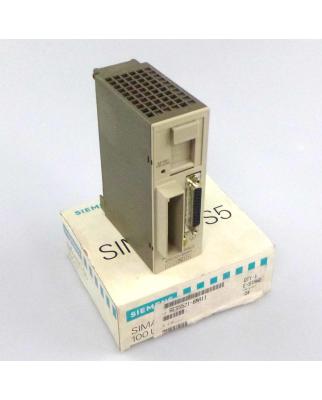 Simatic S5 CP521 6ES5 521-8MA11 E-Stand:04 OVP