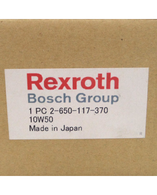 Rexroth Drehantrieb 2-650-117-370 RANS20-180-4 OVP
