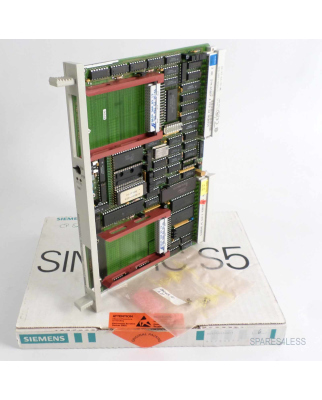 Simatic S5 CP524 6ES5 524-3UA13 OVP/REM