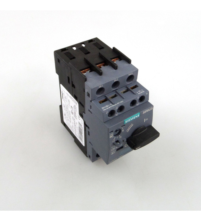Siemens Leistungsschalter 3RV2021-1CA10 GEB