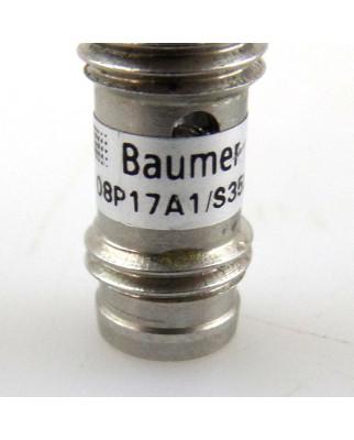 Baumer electric induktiver Näherungsschalter IFRM 08P17A1/S35L GEB