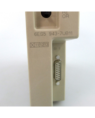 Simatic S5 CPU943B 6ES5 943-7UB11 E-Stand:10 OVP