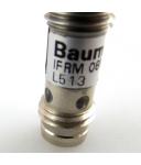 Baumer electric Induktiver Näherungsschalter IFRM 08P1701/S35L GEB