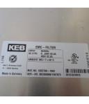 KEB EMC-Filter 18E5T60-1002 NOV