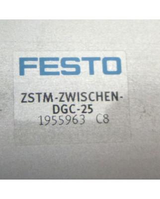 Festo Anschlag ZSTM-ZWISCHEN-DGC-25 + ADN-20-10-A-P-A NOV