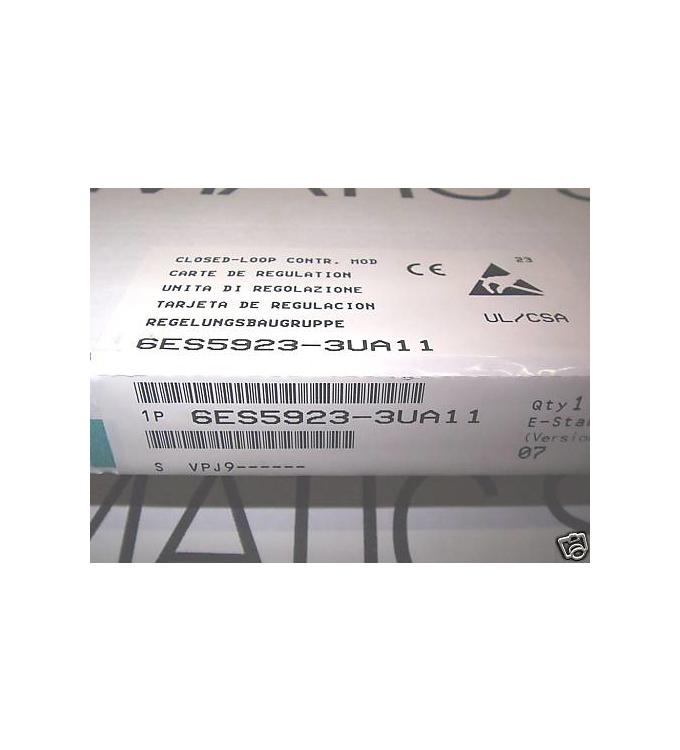 Simatic S5 CP923A 6ES5 923-3UA11 SIE