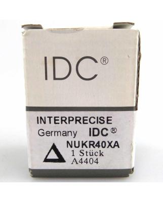 IDC Kurvenrolle NUKR40XA OVP