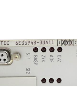 Simatic S5 CPU948 6ES5 948-3UA11 GEB