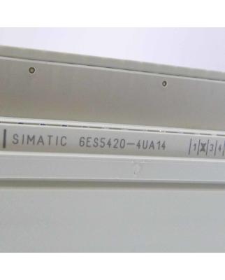 Simatic S5 DI420 6ES5 420-4UA14 GEB