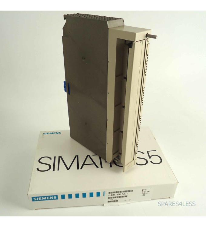 Simatic S5 DI420 6ES5 420-7LA11 OVP