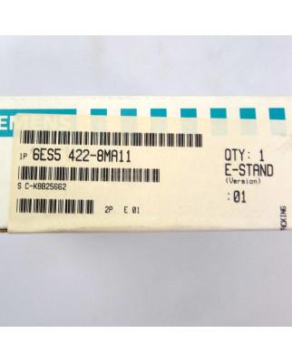 Simatic S5 DI422 6ES5 422-8MA11 E-Stand:01 SIE