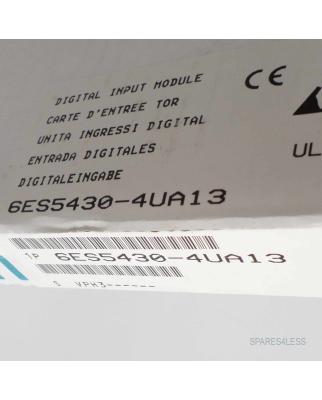 Simatic S5 DI430 6ES5 430-4UA13 SIE