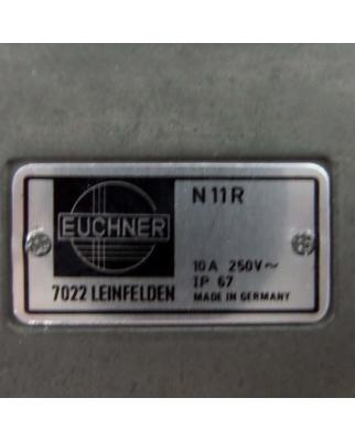 Euchner Einzelgrenztaster N11R OVP