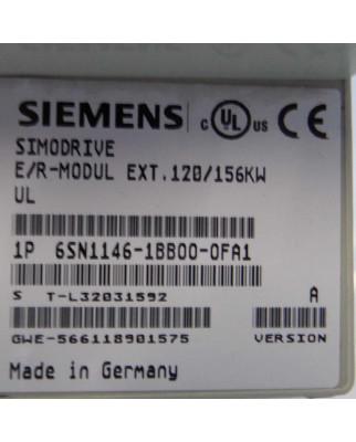 Simodrive 611 E/R-Modul 6SN1146-1BB00-0FA1 Vers.A GEB