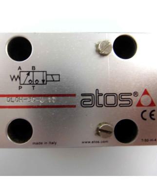ATOS Hydraulikventil DL0H-3C-U 17 24VDC NOV