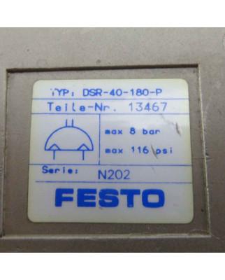 Festo Schwenkantrieb DSR-40-180-P 13467 GEB
