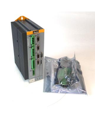 Parker Servo-Drive Compax3 C3S038V4F12 I20 T11 M00 OVP