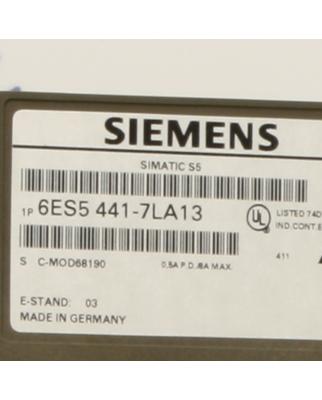 Simatic S5 DO441 6ES5 441-7LA13 GEB