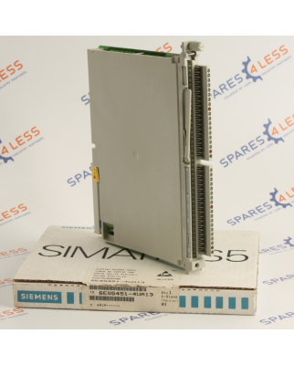 Simatic S5 DO451 6ES5 451-4UA13 OVP