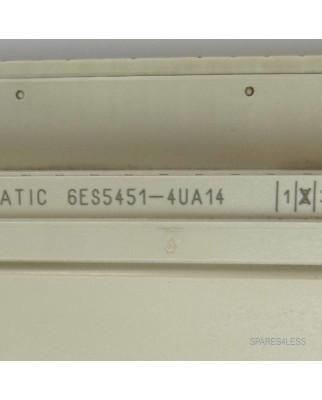 Simatic S5 DO451 6ES5 451-4UA14 GEB
