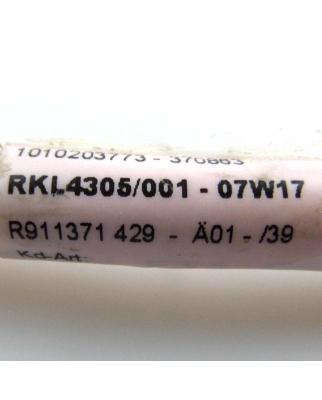 Bosch Rexroth Leistungskabelverlängerung RKL4305/001...