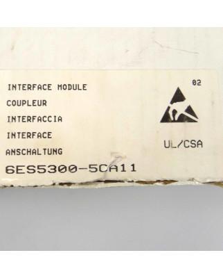 Simatic S5 IM300 6ES5 300-5CA11 OVP