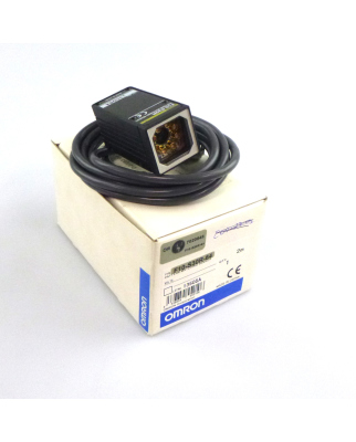 Omron Pattern Matching Sensor F10-S30R-64 OVP