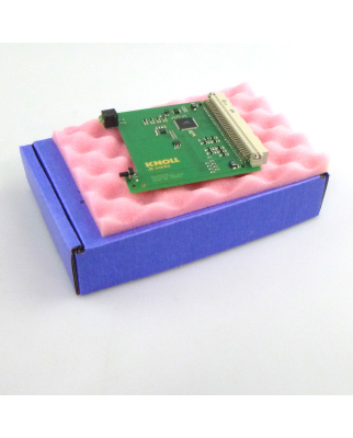 KNOLL Controlube CPU-Karte-V2.0 438616 OVP