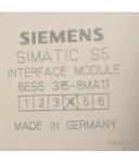 Simatic S5 IM315 6ES5 315-8MA11 GEB