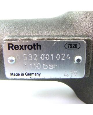 Bosch Druckbegrenzungsventil 0532001024 NOV