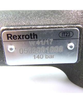 Bosch Druckbegrenzungsventil 0532001008 NOV