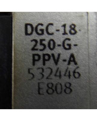 Festo Linearantrieb DGC-18-250-G-PPV-A 532446 GEB
