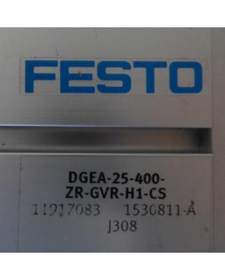 Festo Auslegerachse DGEA-25-400-ZR-GVR-H1-CS 11917083 GEB