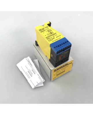 Turck Auswertegerät MS96-11EX0-R/24VDC 5231407 OVP