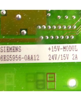 Simatic S5 PS956 6ES5 956-0AA12 OVP