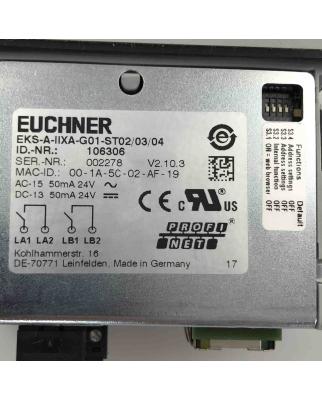 Euchner Electronic-Key-System EKS-A-IIXA-G01-ST02/03/04...