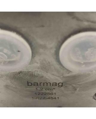 Barmag Zahnrad-Dosierpumpe 1222561 1-022-4541 1,2cm³...