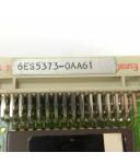 SIMATIC S5 SPEICHER 373 6ES5 373-0AA61,64 KB GEB