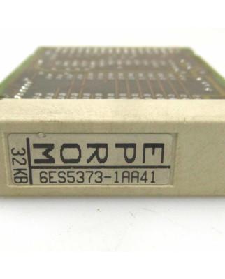 SIMATIC S5 SPEICHER 373 6ES5 373-1AA41,32 KB GEB